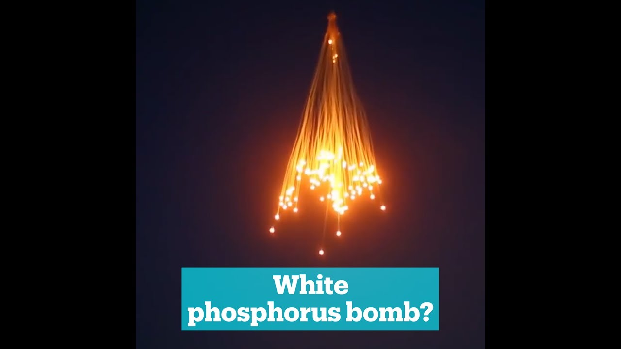 How White Phosphorus Works - Youtube-4660