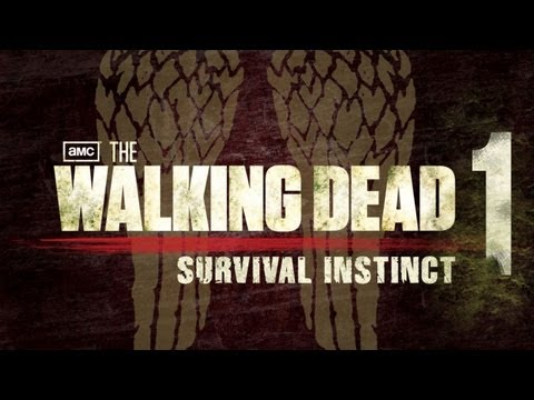 The Walking Dead: Survival Instinct - Episodio 1 en Español [HD 1080p] - The Walking Dead PC