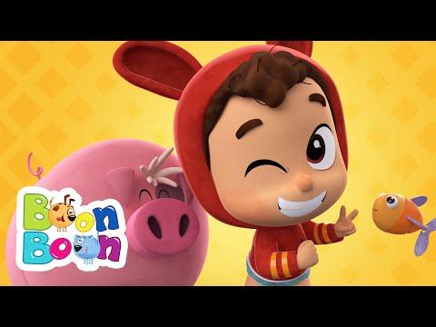 Lea si Pop – Cantecul Cifrelor – Cantece educative pentru copii mici |  BoonBoon – Cantece pentru copii in limba romana