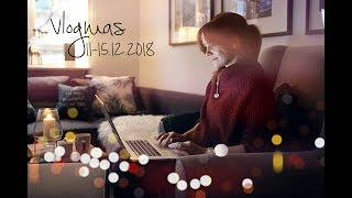 Vlogmas 11-15.12.2018 I loveandgreatshoes