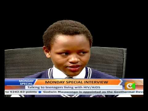 Monday Special Interview: Teenagers Living With HIV/AIDS