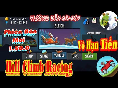 tai game hill climb racing hack full tien - Hill Climb Racing - Phiên Bản 1.50.0 - Vô Hạn Tiền - Hướng Dẫn Cài Đặt