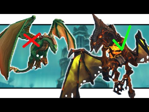 Top 10 Easiest Drake Mounts You Can Get in WoW