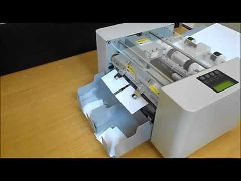 A4 Auto Business Card Cutter - 6 Preset Sizes