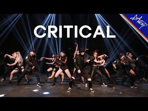 크리티컬 l  2018 Night of Danceple Vol.3 l 댄스플