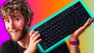 Less spreadsheets, more GAMING!!! - Logitech G915 TKL Lightspeed Keyboard