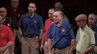 "New MexiChords Barbershop Chorus singing ""There"