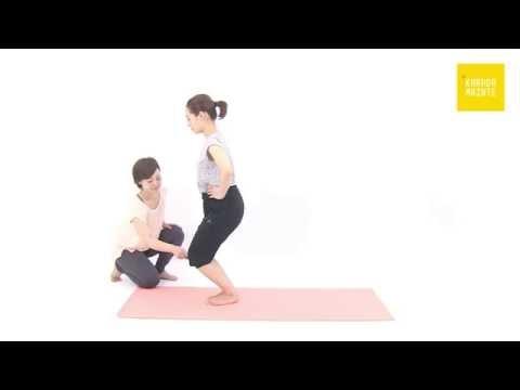 20ウッカタナーサナ(椅子のポーズ)の指導法