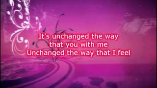Eli Young Band  - Unchanged (Lyrics) (The Best Of Me OST)