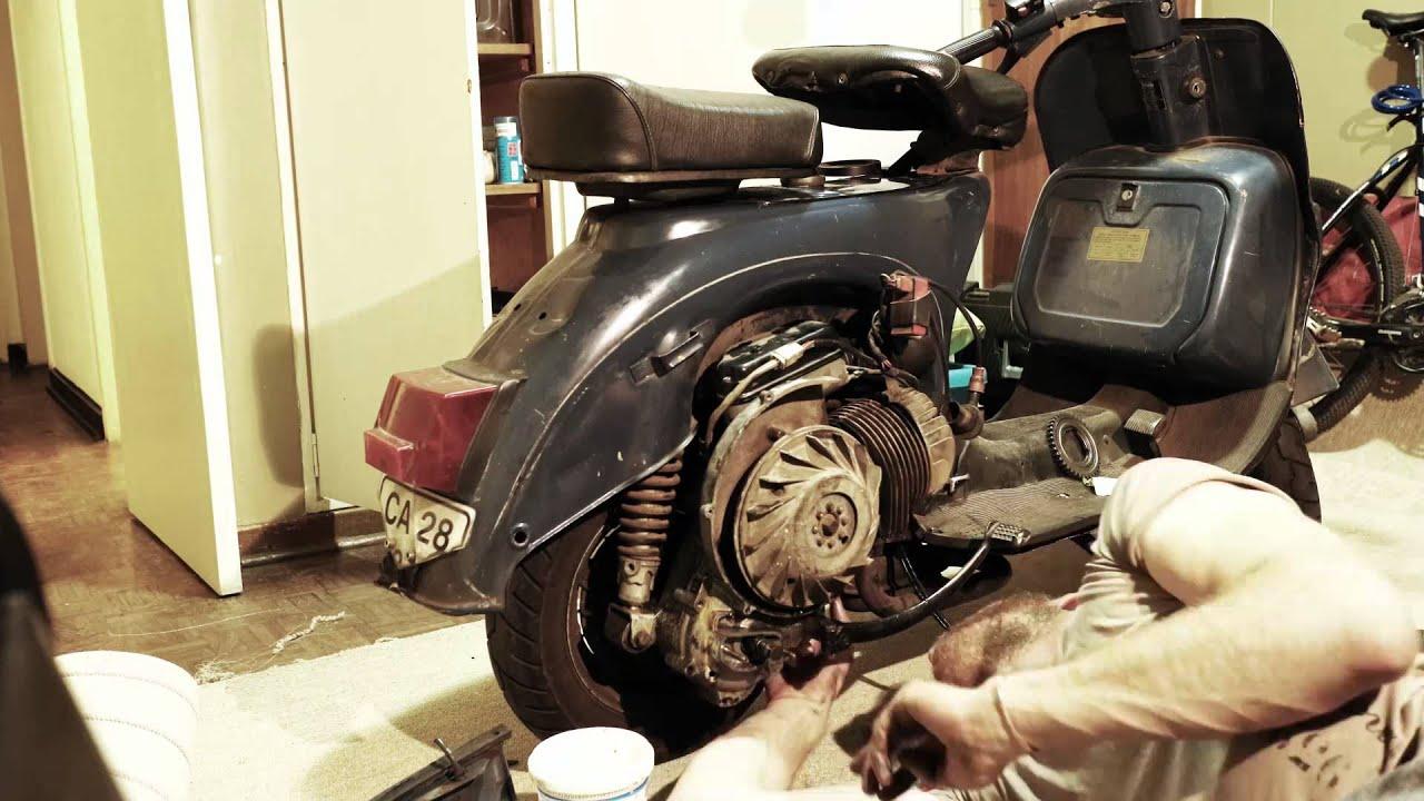 Bajaj chetak gear stack repair day 1 youtube asfbconference2016 Choice Image