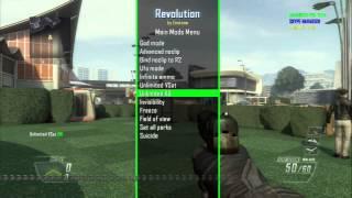 PS3 LOBBY MENU REVOLUTION V2 BO2 1.18 AVEC COMMENTAIRE EN LIVE