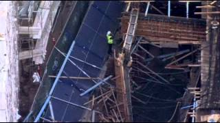6 Hurt While Pouring Concrete At Construction Site In Downtown LA
