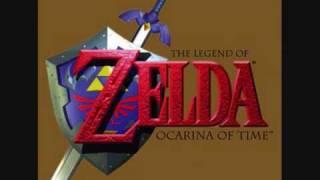 Zelda: Ocarina of Time Music - Spiritual Stone Get