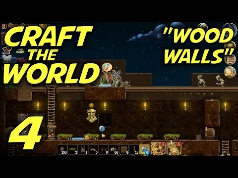 Craft The World Gameplay / Let's Play (S-1) -Part 4-