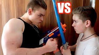 Bodybuilder VS Fußballer - FITNESS CHALLENGE EXTREM TEIL 2 !!!