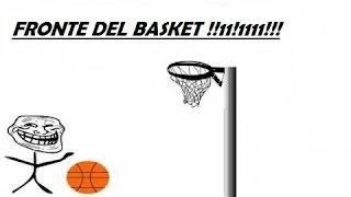 La fine Ha Inizio  - Fronte Del Basket