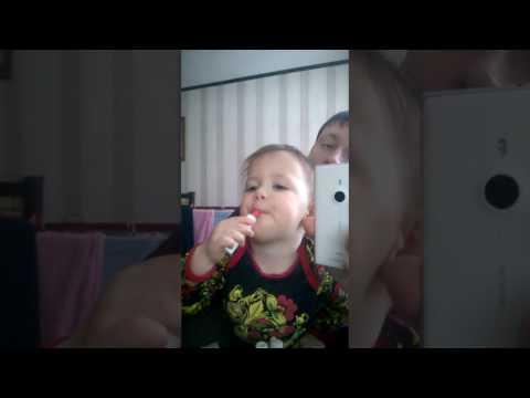 Алёна 1 макияж