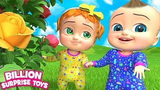 Ringa Ringa Roses Song | BST Nursery Rhymes & Songs for Kids