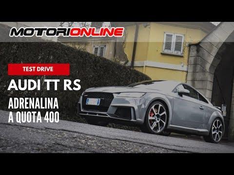 Audi TT RS | Test drive, Pregi e Difetti