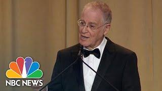 Historian Ron Chernow Speaks At The White House Correspondents' Dinner (Full Speech) | NBC News