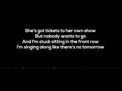 Maroon 5 - Tickets Lyric HD