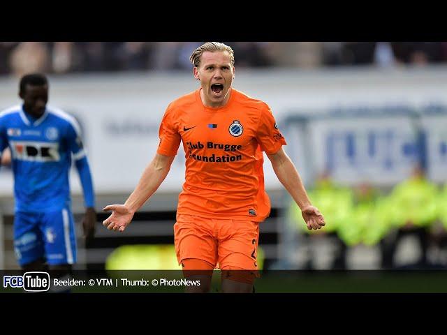 2014-2015 - Jupiler Pro League - 27. AA Gent - Club Brugge 2-1
