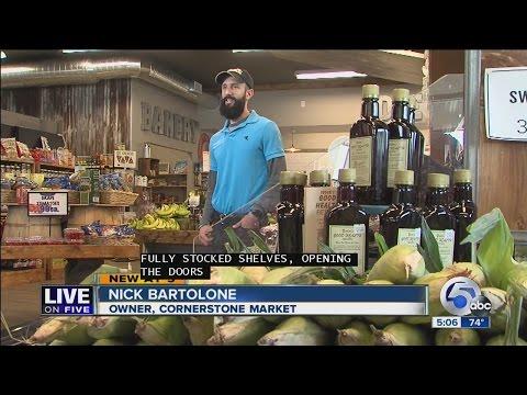 Cornerstone Market Reopens In Munroe Falls