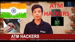 How Hackers Target Indian ATM After Note Ban | Protect Your Self