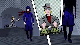 Пикник - Последний из Могикан (комикс-видео)
