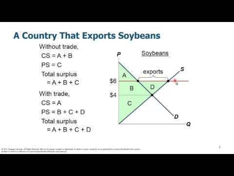 Microeconomics Chapter 9 Int'l Trade Benefits
