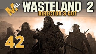 Temple Of Titan [PT1] Wasteland 2 Directors Cut [SJ Difficulty] Lets Play/Gameplay - Part 42