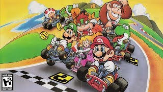 Mario Kart - A Game for Everyone