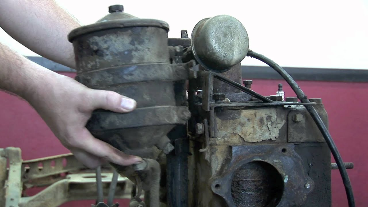 Build Your Willys Oil Canister Removal Youtube 1945 Jeep Engine Diagrams Kaiser