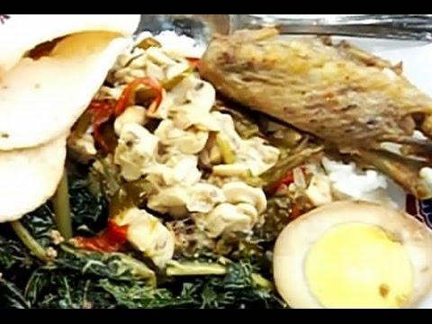 jangan-ndeso-tempe-lombok-ijo---delicious-culinary-of-yogyakarta-indonesia---wisata-kuliner-[hd]