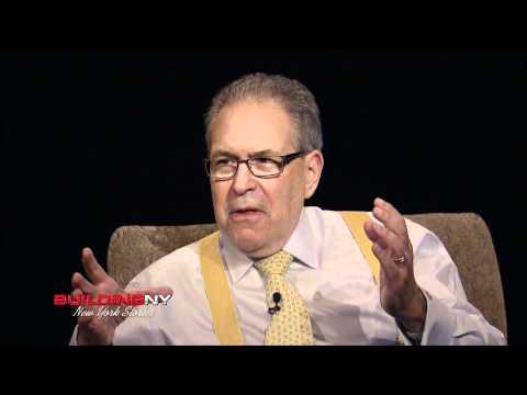 BuildingNY: Ernest Michel, Exec., Pres. Emeritus, UJA-Federation of New York