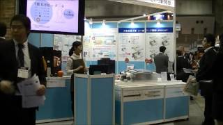 Japan Home & Building Show 2015 デモンストレーション