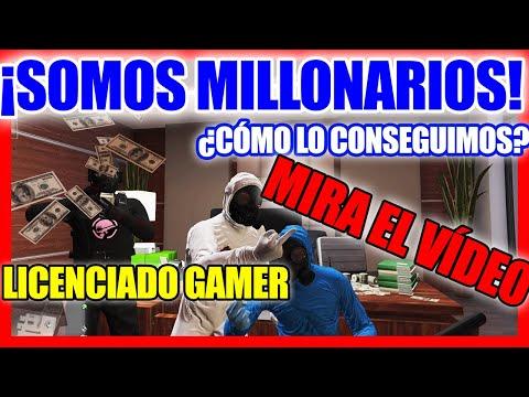 De POBRE A MILLONARIO GTA 5 ONLINE Como GANAR 12 MILLONES TRUCAZO INCREIBLE 2020 FINAL🤑
