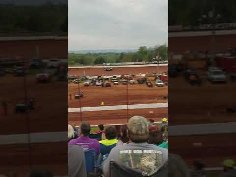 Lucas Oil Hotlaps - Tazewell Speedway