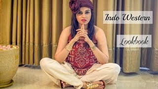INDO WESTERN LOOKBOOK I INDIAN WITH A TWIST I FUSION WEAR I DAILY INDIAN I LIV IT UP WITH MILONI