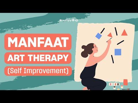 Manfaat Art Therapy Untuk Kesehatan Mental Kita