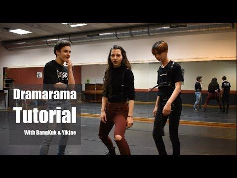 [Dance Tutorial] Dramarama - Monsta X Part. 1
