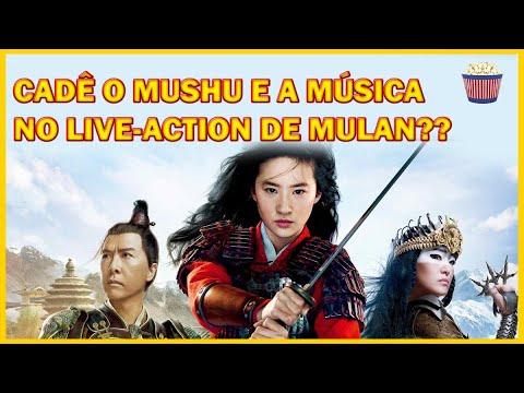 Mulan - Live-action é BEM inferior à animação, mas merece ser visto... Crítica!