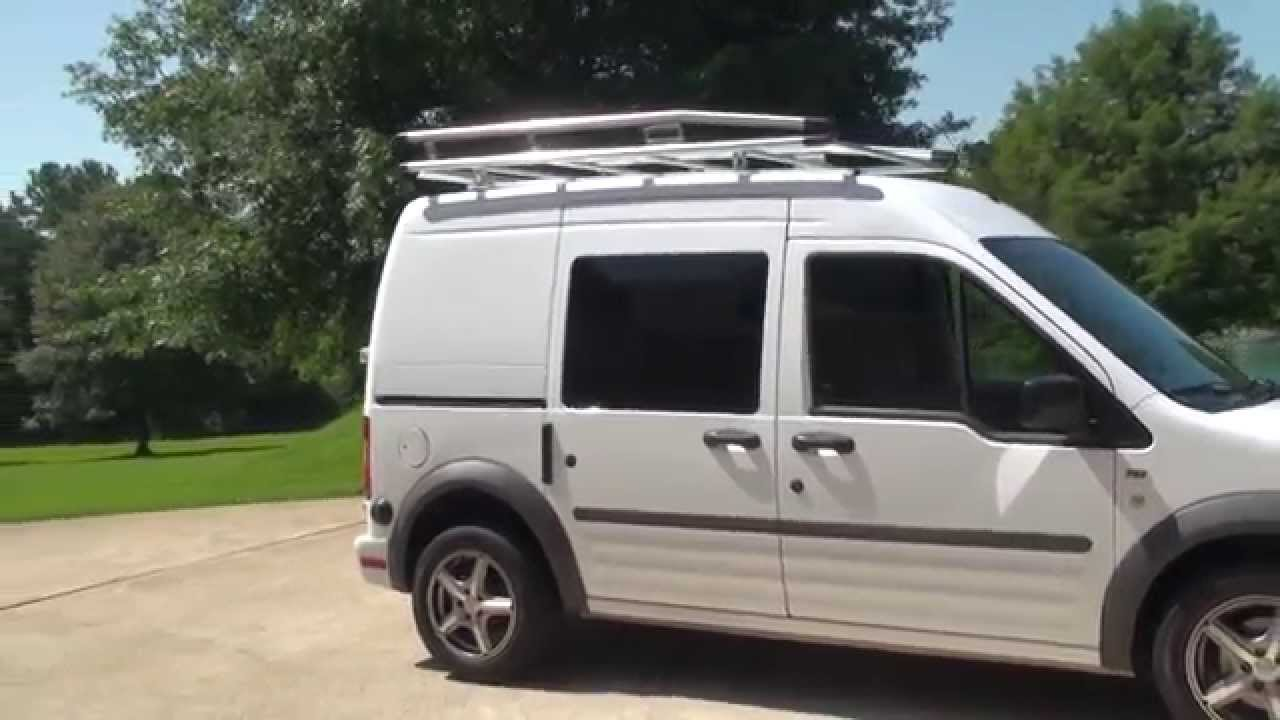 Used Ford Transit Connect >> Hd Video 2010 Ford Transit Connect Xlt White Used For Sale See Www