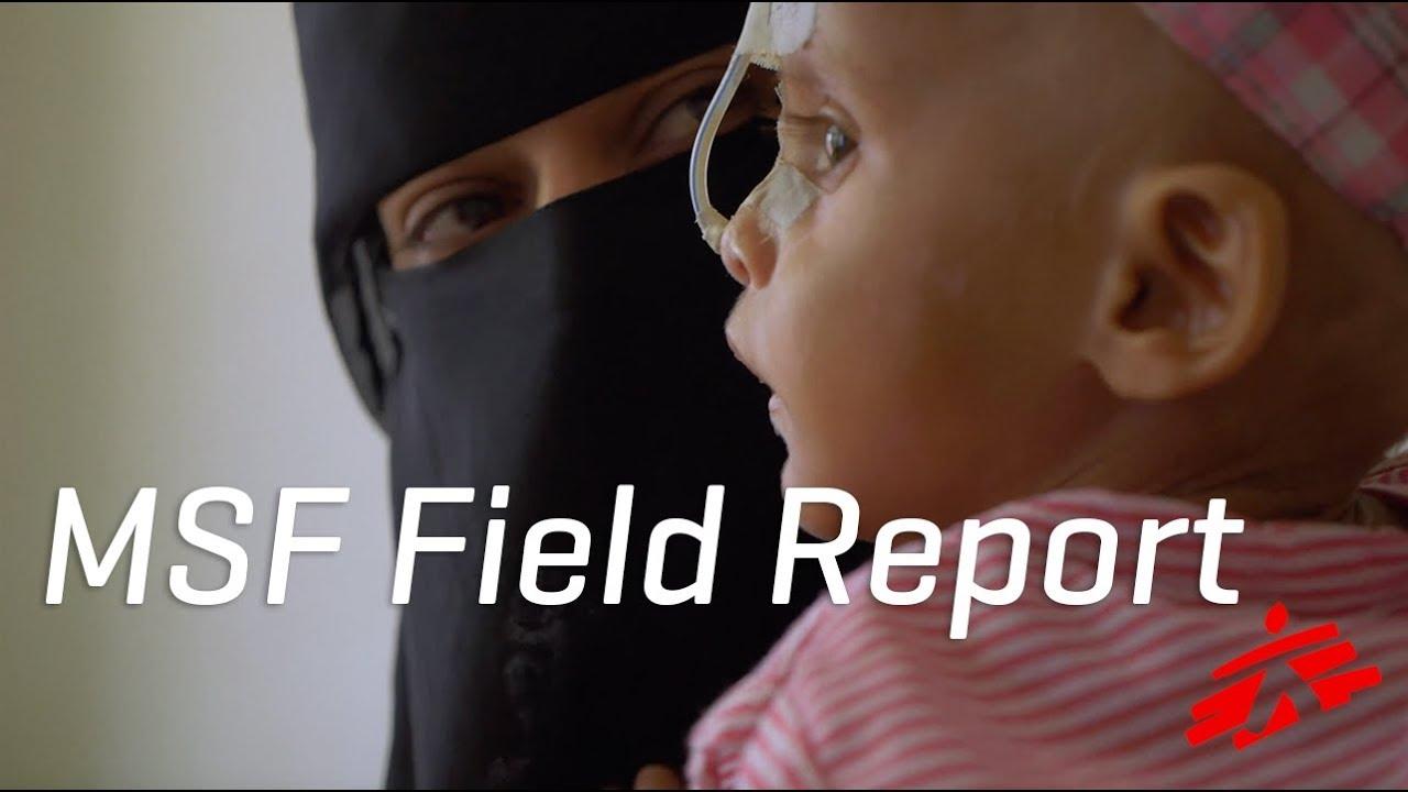 War in Yemen is Harming Women and Children