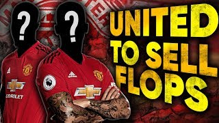 REVEALED: Manchester United To Sell Underperforming Duo! | Futbol Mundial