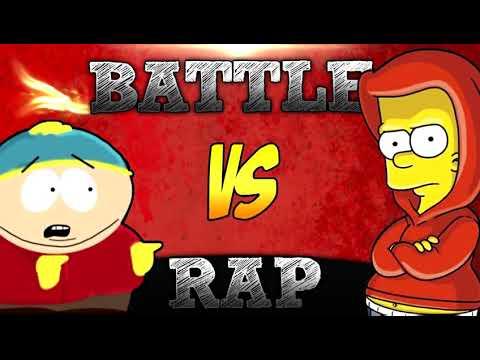 Download RAP BATTLE/ South Park vs Les Simpson (VF)