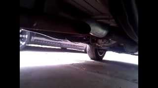 Dodge RAM 1500 No Exhaust Dump HEMI