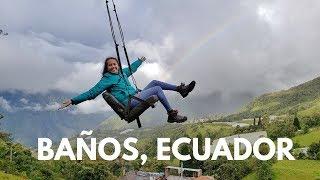 UN COLUMPIO EN EL CIELO    ECUADOR 2