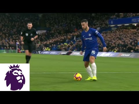 Eden Hazard, N'Golo Kante combine for Chelsea goal against Man City | Premier League | NBC Sports