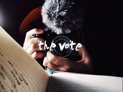 THE VOTE - A Visual Poem